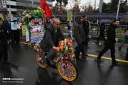 فیلم | تهران در چهلمین سالگرد پیروزی انقلاب
