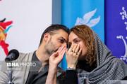 فیلم | واکنش مهناز افشار به اتهام شوخی جنسی با پیمان معادی
