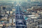 عکسی از راهپیمایی ۲۲ بهمن ۹۷ در صفحه اینستاگرام رهبر انقلاب