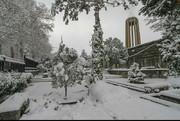 برف و سرما مدارس همدان را تعطیل کرد