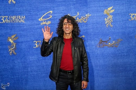 تورج اصلانی کارگردان فیلم حمال طلا در آخرین روز سیوهفتمین جشنواره فیلم فجر