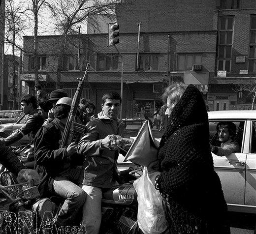 روزهای پیروزی انقلاب اسلامی ایران