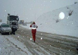 ۱۰ استان کشور درگیر سیل، برف و کولاک/ مرگ یک نفر بر اثر وقوع سیل در استان خوزستان