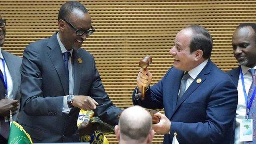 فیلم   مصر، رئیس آفریقا شد