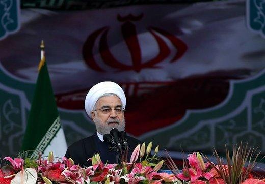 خاطره حسن روحانی از قطع صادرات نفت ایران در اوج جنگ