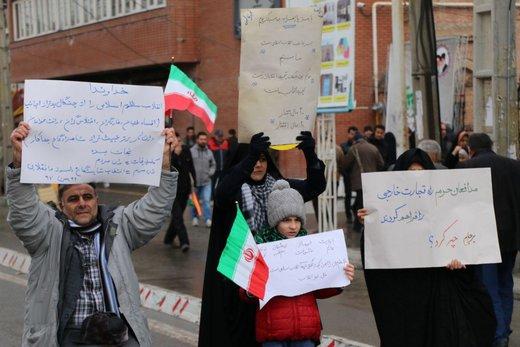 تصاویر | راهپیمایی ۲۲بهمن ارومیه