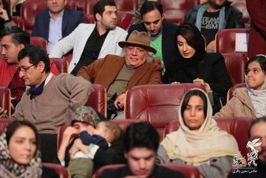 مراسم اختتامیه سی و هفتمین جشنواره فیلم فجر