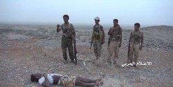 تلفات نفری نظامیان سعودی در درگیری با ارتش یمن