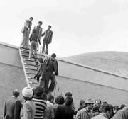 تصاویر | ۲۳ بهمن۱۳۵۷؛تصرف زندان اوین