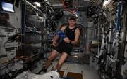 رصد سلامتی فضانوردان در ایستگاه فضایی با پیراهن هوشمند