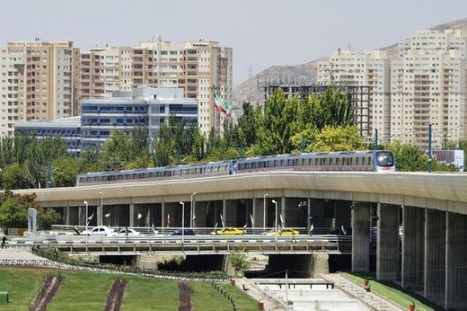 دو برابر بودجه مصوب مترو تحقق یافته است
