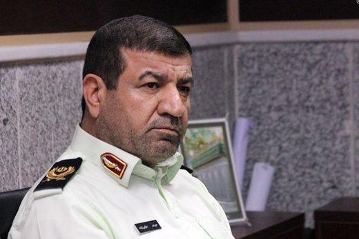 دستگیری عاملان حمله تروریستی به کلانتری ۱۳ ماهشهر