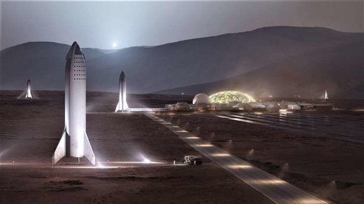 بلیت سفر به مریخ ۵۰۰ هزار دلار است
