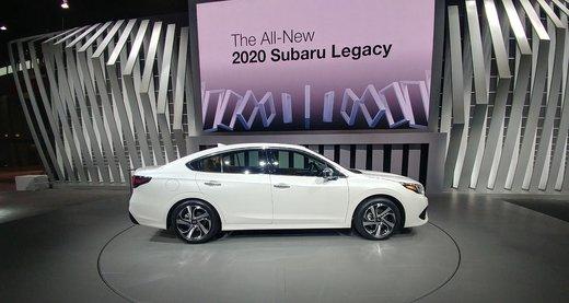 نمایشگاه خودروی شیکاگو 2019