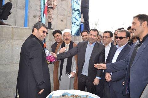 فاز دوم مجتمع گل زرد شهرستان کوهدشت افتتاح شد