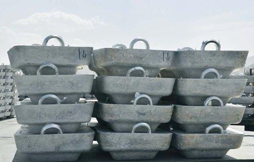 إنتاج سبائك الألمنيوم يتخطي 267 ألف طن خلال10 شهور
