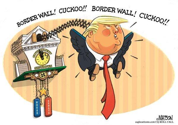 ایالات متحده آمریکا,دونالد ترامپ,کاریکاتور,مکزیک