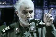 فیلم | روایت منتشر نشده سردار سلیمانی از حضور در اتاق عملیات با عماد مغنیه