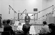 عکس | ۵۷ سال قبل، بنان در استودیوی رادیو ایران
