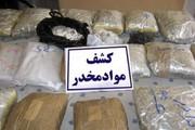 ۳۵۸ کیلو موادمخدر در عملیات مشترک پلیس البرز و تهران کشف شد