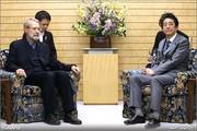 در دیدار علی لاریجانی با نخست وزیر ژاپن چه گذشت؟