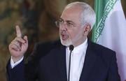 ظريف: القيام بالعمل العسكري ضد طهران بمثابة انتحار
