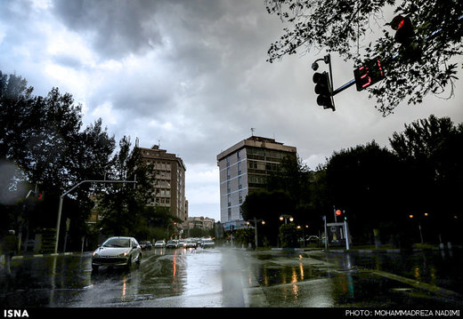 شنبه سامانه بارشی کشور را فرا میگیرد/ آخر هفته بارانی تهران
