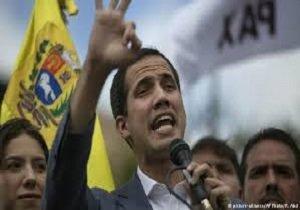 گوایدو از ورود محمولههای آمریکا به ونزوئلا خبر داد