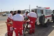 امدادرسانی به ۱۵ هزار و ۸۰۰ نفر در ٢٢ استان متاثر از برف و کولاک