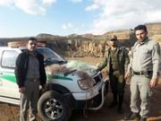 ۹ نفر صیاد غیرمجاز در پلدختر دستگیر شدند