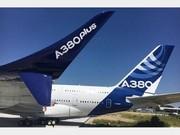 ایرباس با پهنپیکرترین هواپیمای تاریخ بدرود گفت