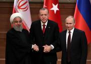 پوتین در نشست سوچی به روحانی و اردوغان چه گفت؟