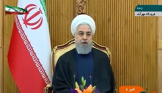 فیلم | تهدید روحانی به گرفتن انتقام شهدای سپاه