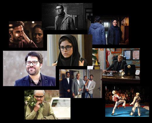 از نورگل یشیلچای تا حامد همایون روی پرده سینما