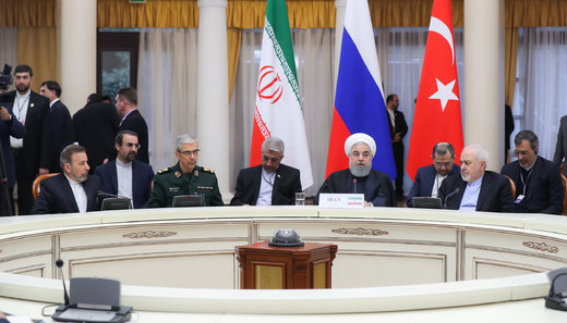 Iran president: Terrorists should not feel secure anywhere on earth