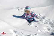 تصاویر | حال و هوای یک روز زمستانی در پیست دیزین
