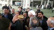 عکس   سلفی با امام جمعه موقت تهران