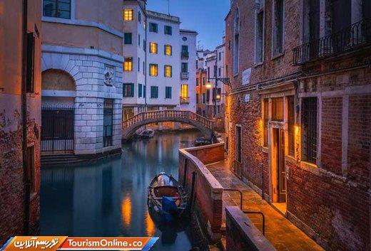 شهر ونیز ایتالیا