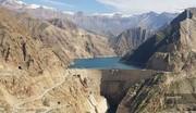 عکس | افزایش کمسابقه حجم آب سد کارون۳