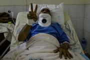 تصاویر | مجروحان حادثه تروریستی زاهدان در بیمارستان