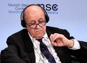 تعبیر جالب وزیر خارجه فرانسه درباره سیاست تازه آمریکا
