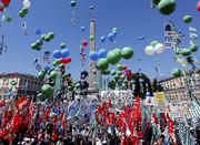 تصاویر | اوضاع بد اقتصادی ایتالیاییها را به خیابان کشاند