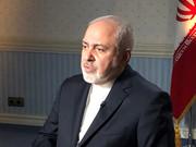 فیلم | ظریف در تلویزیون آمریکا: جنگ با ایران خودکشی است
