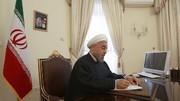 روحانی درگذشت مادر شهیدان سلیمانیان را تسلیت گفت