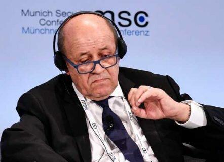 وزير الخارجية الفرنسي يهاجم ترامب: سياسته تؤدي للفوضى