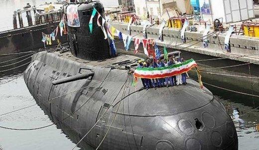 تزويد أول غواصة ايرانية شبه ثقيلة بصواريخ كروز