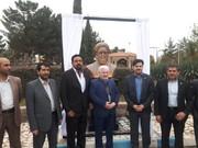 نصب سردیس در ابتدای معابر و پارکهای مزین به نام شخصیتهای ملی در کرمان