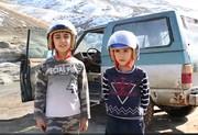 فیلم | کودک ۸ ساله قزوینی؛ کوچکترین آفرودکار جهان!