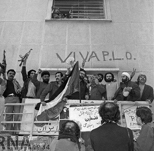28 بهمن 1357؛ سفر یاسر عرفات، رهبر سازمان آزادی بخش فلسطین، به تهران