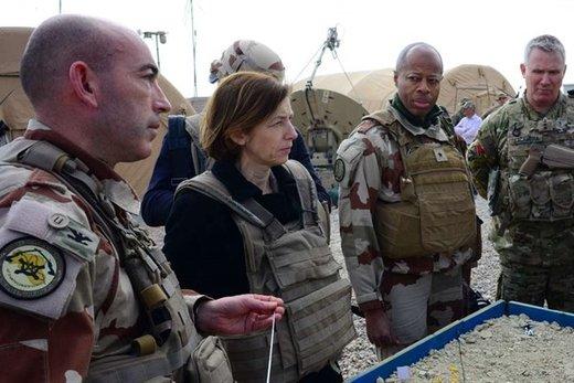 نظامی فرانسوی به خاطر اعتراف به کشتار غیرنظامیان سوری مجازات میشود